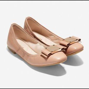 Cole Haan Tali Modern Bow Ballet Flats